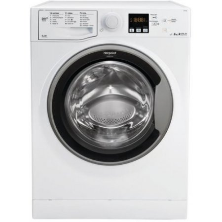Hotpoint Lavatrice carica frontale 8 kg. - ariston - Strsf824sit