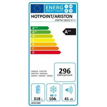 Hotpoint Frigorifero 2p - ariston - Enxtm 18322 X F 1