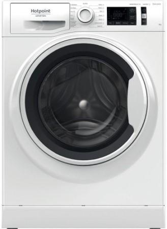 Hotpoint ariston lavatrice carica frontale 9 kg. - Eu Nr329g WW It N