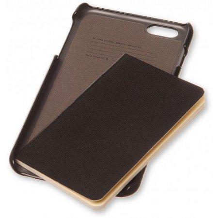 """Moleskine Cover smartphone fino 4.7 """" - Mo1chp7bk"""