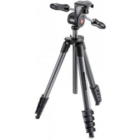 Manfrotto Supporto fotocamera - Mkcompactadvbk