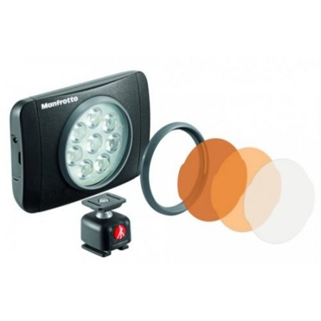 Manfrotto - Lumie Muse A 8