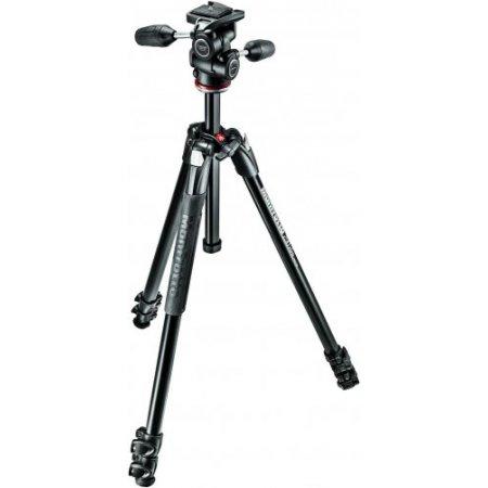 Manfrotto Treppiede fotocamera / videocamera - Mk290xta33w