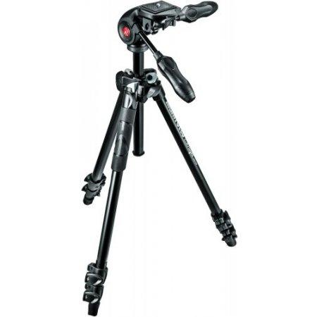 Manfrotto Treppiede fotocamera / videocamera - Mk290lta33w