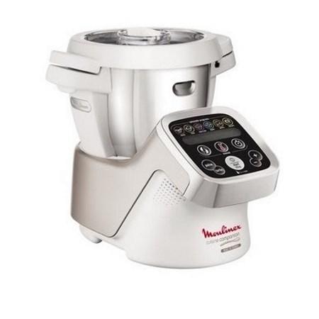 MOULINEX Robot da cucina Multifunzione: Trita, manteca, e cuoce al vapore - CUISINE COMPANION HF800A