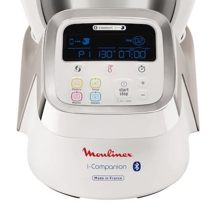 Moulinex Robot da Cucina multifunzione - i-Companion Bluetooth Hf9001