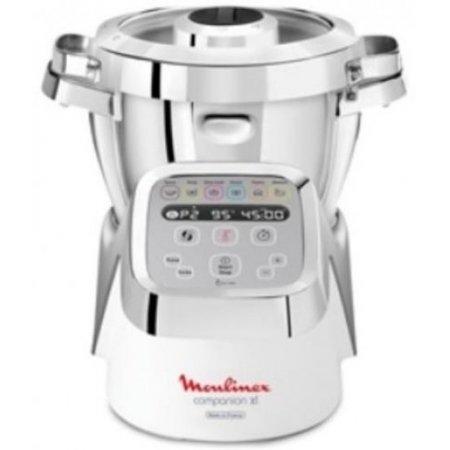 Moulinex - Companion XL Gourmet Hf807 Grigio