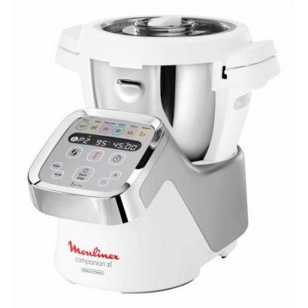 Moulinex Robot da cucina 1550 w - Hf807e20 Grigio