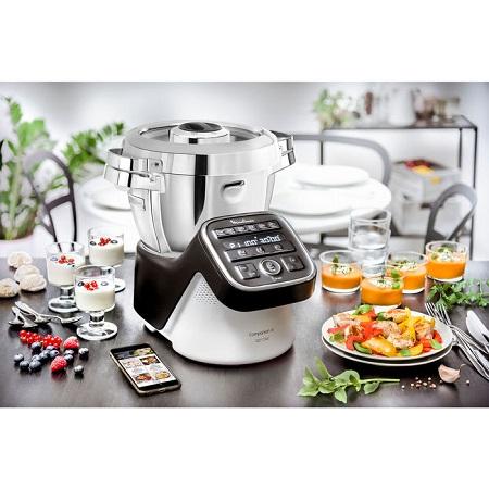 Moulinex Cooking machine - Potenza max: 1550 W - Hf8098n
