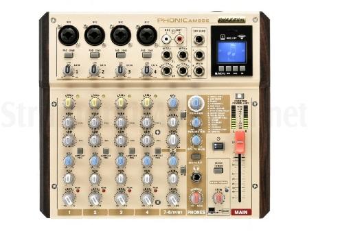 Gemini           Mpi Electroni - Phonic Am 8 Ge