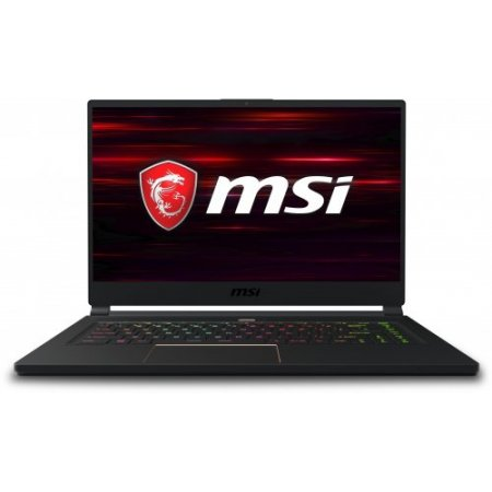 Msi - Gs65 Stealth Thin 8re-085it 9s7-16q211-085 Nero