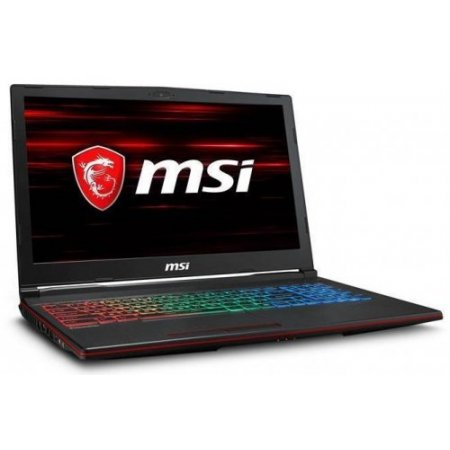 Msi Notebook - Leopard 8re-054it Gp63 Nero