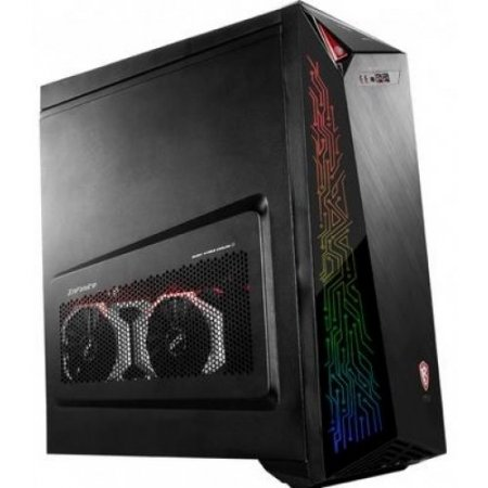 Msi Desktop - Infinite 9sc-612eu 9s6-b91551-612 Nero