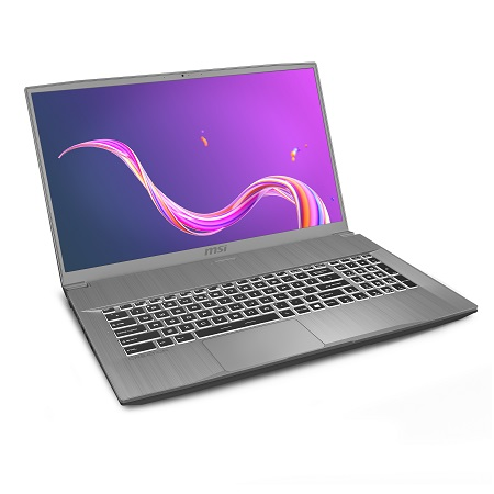 Msi Notebook - Creator 17m A9se Grigio