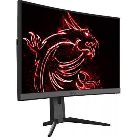 Msi Monitor led curvo wide quad hd - Optix Mag272cqr