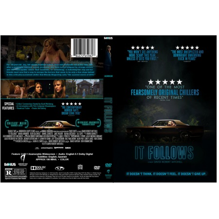 Millennium Storm - It follows - DVD
