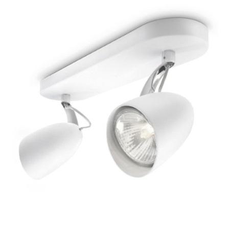 Philips Massive Lighting Lampada da soffitto - Myliving Bar/tube White 2x75w 230v