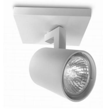 Philips Lighting - Runner 1xGU10 Bianco - 530903112