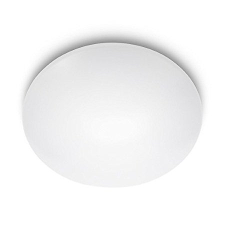 Philips Massive Lighting Plafoniera - Suede Ceiling Lamp Led White 4x10w