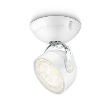 Philips Massive Lighting Lampada da soffitto o da parete - Dyna Single Spot Led White 1x4w