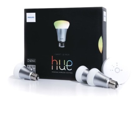Philips Hue 9w A60 E27 3 Set Eu Lampadine Philips HUE