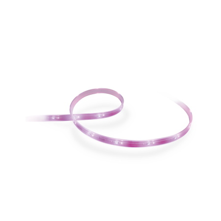 Philips Hue Lightstrip estensione 1m White and Color Ambiance - 70344800