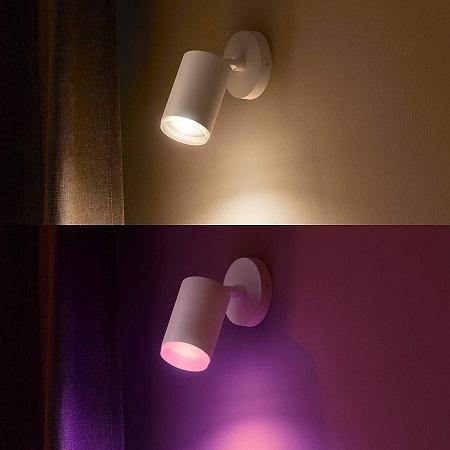 Philips Hue Faretto Fugato White and Color Ambiance - 5063131p7