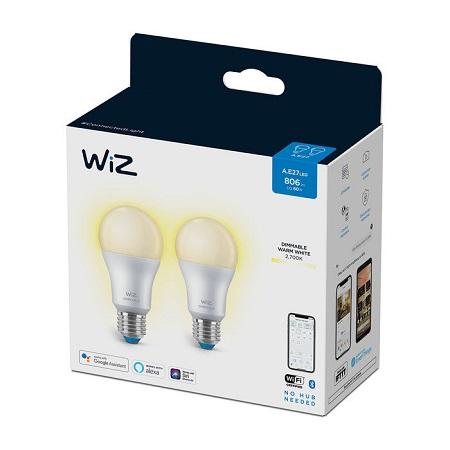 Philips Wiz Potenza: 8 W - Attacco: E27 - 55007000