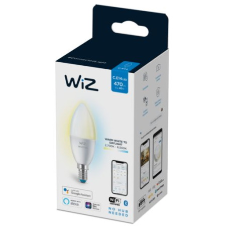 Philips WIZ Candela Tunable White E14 - 78707300