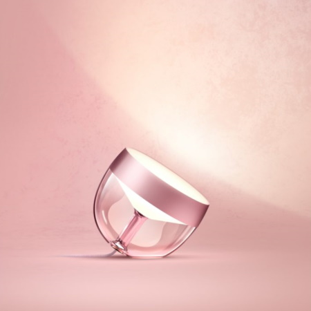 Philips Hue Iris Rosé [Limited Edition] Lampada Da Tavolo - 26450200