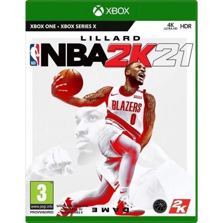 Nba 2K21 Standard Gioco Xbox One