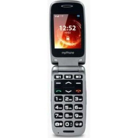 My Cellulare - phone - Rumba Silver