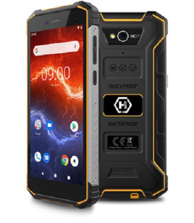 My Phone  - Hammer Energy 2 Black