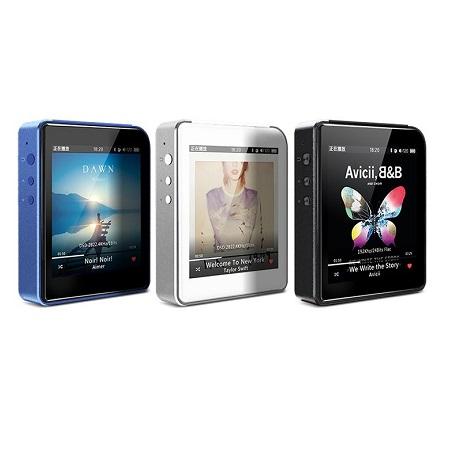 Shanling Lettore Digitale Audio Portatile M1 blu