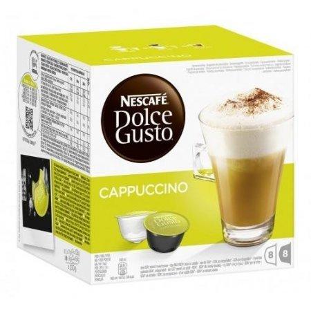 Nescafè - 16 Capsule Dolce Gusto Cappuccino - 12019904