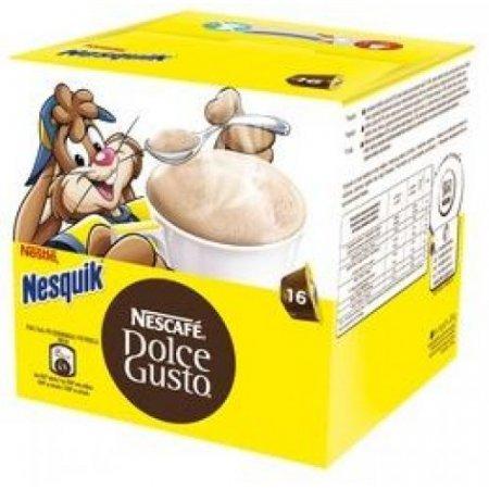 Nescafè 16 Capsule - 16 Capsule Dolce Gusto Nesquik - 12142995