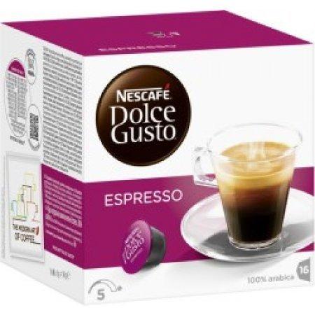 Nescafè 16 Capsule - 16 Capsule Dolce Gusto Espresso  - 12019902