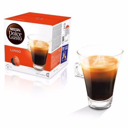 Nescafè 16 Capsule - 16 Capsule Dolce Gusto Caffè Lungo - 5219842