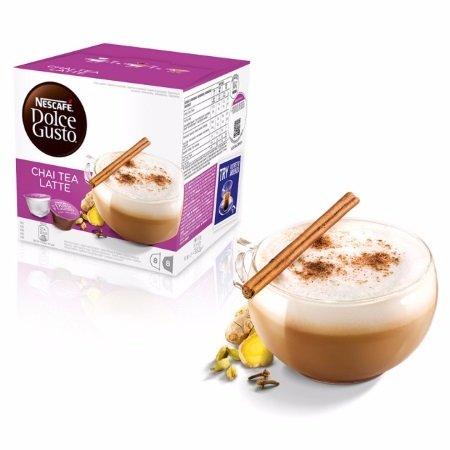 Nescafè - 16 Capsule Dolce Gusto Chai Tea Latte - 12113594
