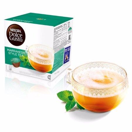 Nescafè - 16 Capsule Dolce Gusto Marrakesh Style Tea - 12212466