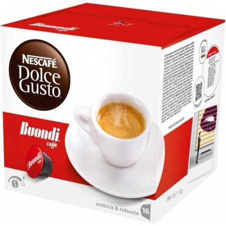 Nescafè - 16 Capsule Dolce Gusto Buondi Caffè - 12142998