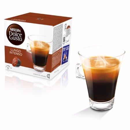 Nescafè - 16 Capsule Dolce Gusto Caffè Lungo Intenso - 12173479