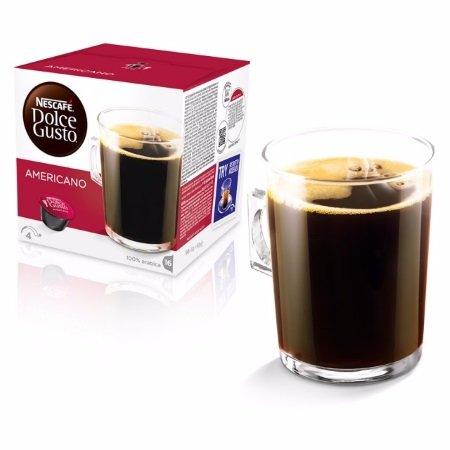 Nescafè - 16 Capsule Dolce Gusto Caffè Americano - 12115461