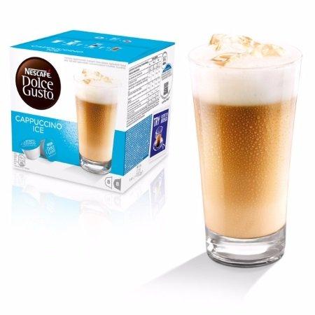 Nescafè - 16 Capsule Dolce Gusto Cappuccino Ice  - 12120395