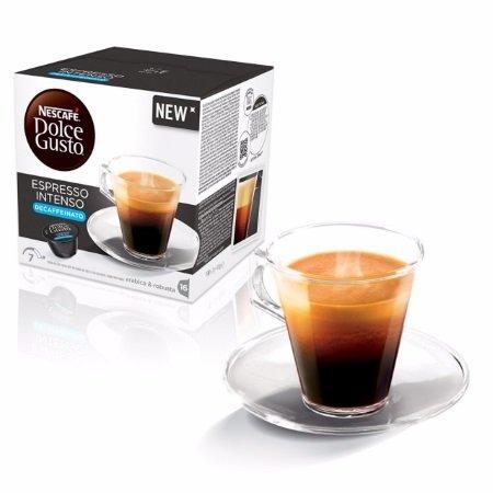 Nescafè - 16 Capsule Dolce Gusto Espresso Intenso Decaffeinato - 12281253
