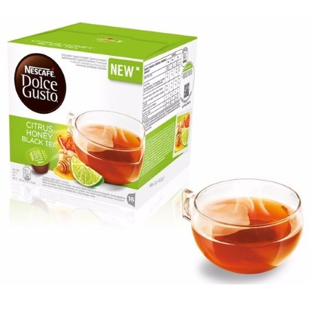 Nescafè - 16 Capsule Dolce Gusto Citrus Honey Black Tea - 12280469