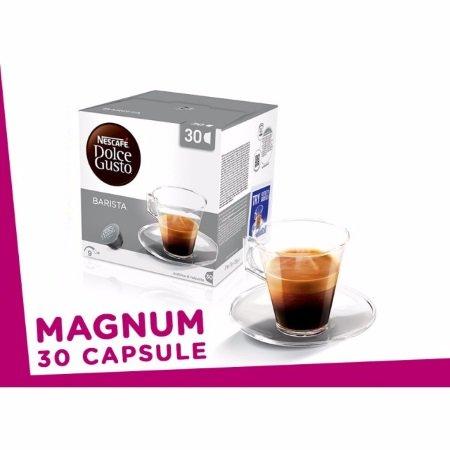 Nescafè - 30 Capsule Dolce Gusto Caffè Barista Magnum Pack - 12294989