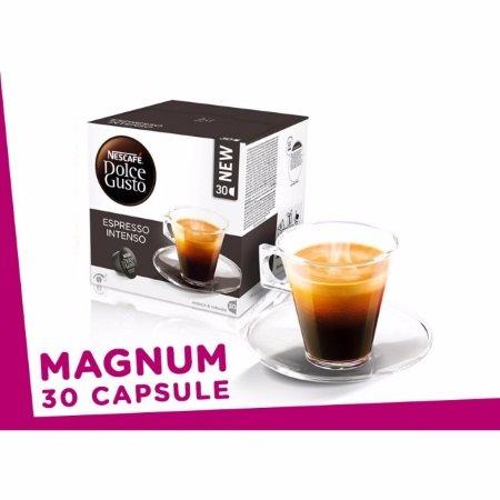 Nescafè - 30 Capsule Dolce Gusto Espresso Intenso Magnum Pack - 12226367