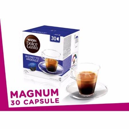 Nescafè - 30 Capsule Dolce Gusto Ristretto Ardenza Magnum Pack - 12316739