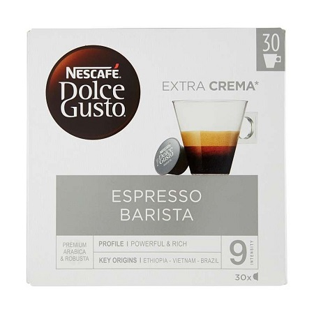 NESC.DOLCE GUSTO MAGNUM PACK BARISTA